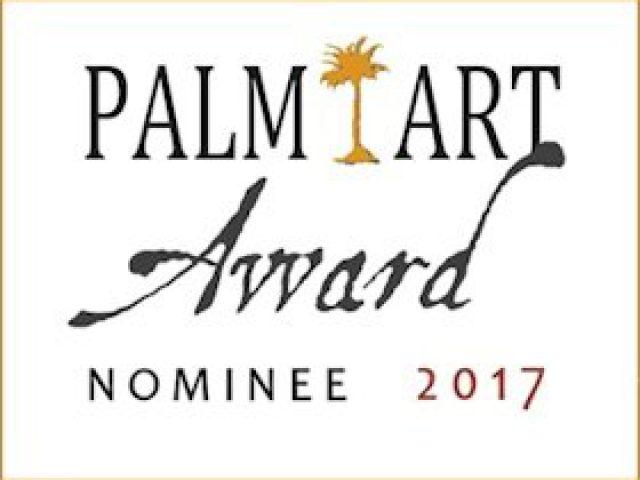 Nominierung Palm Art Award 2017