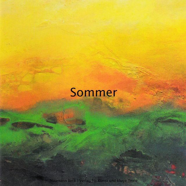 """Ausstellungskatalog """"Sommer"""""""