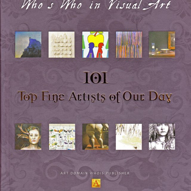 Buch: 101 Top Fine Artists of Our Day