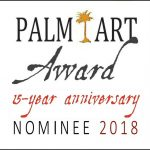 Nominierung Palm Art Award 2018