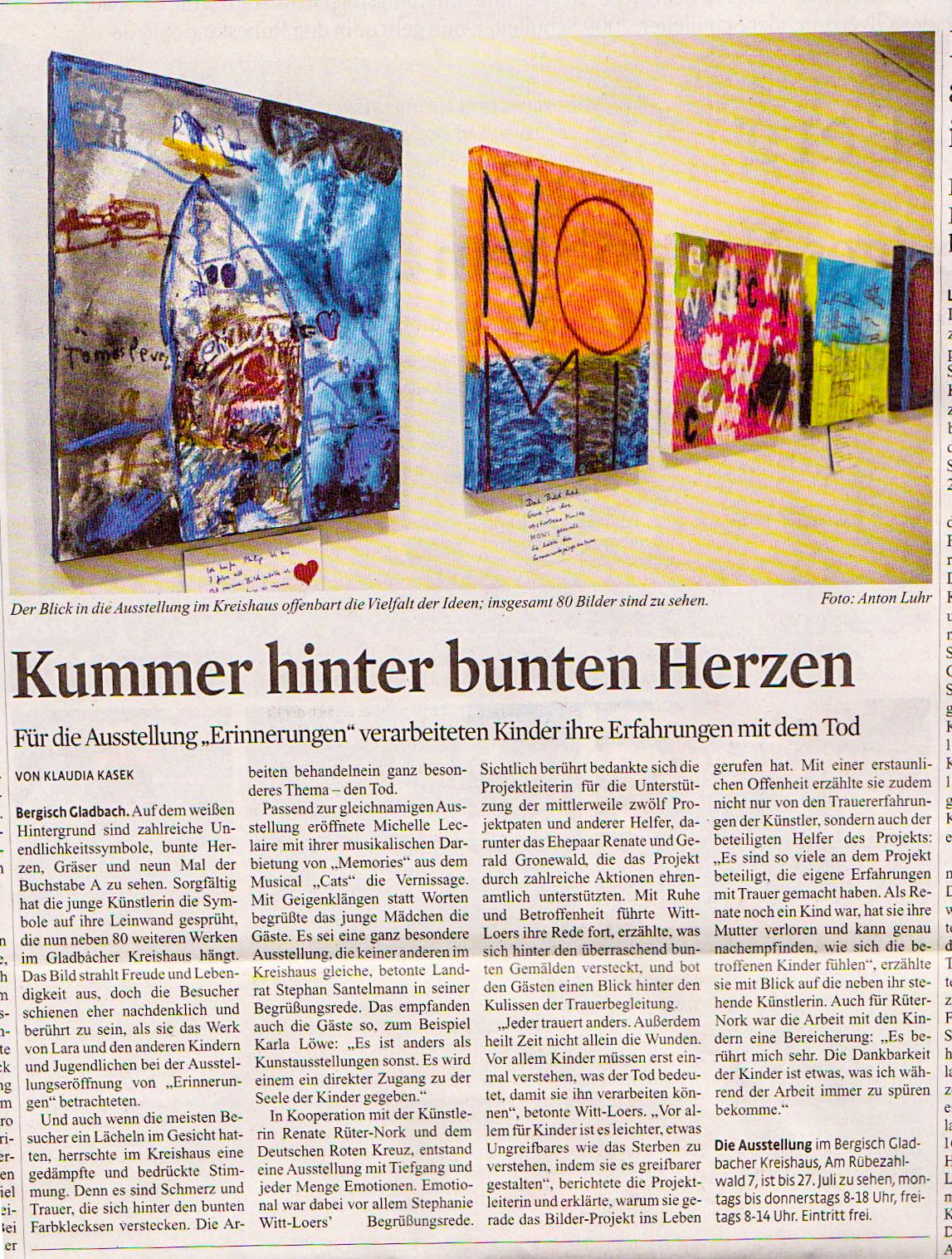 Kölner-Stadt-Anzeiger am 10.07.2018
