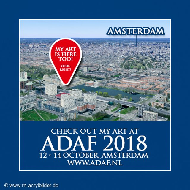 Kunstmesse ADAF 2018