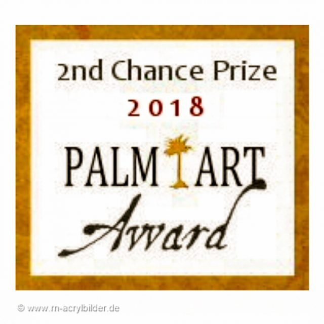 2nd Chance Prize Palm Art Award 2018