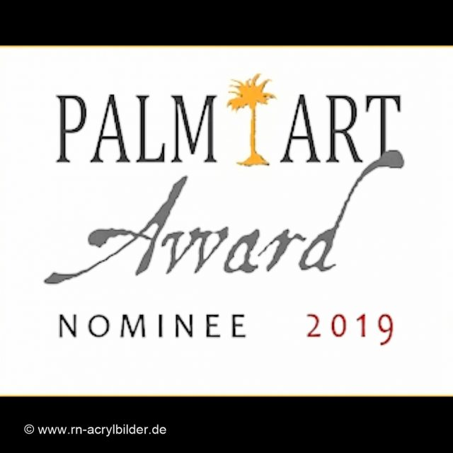 Nominierung Palm Art Award 2019