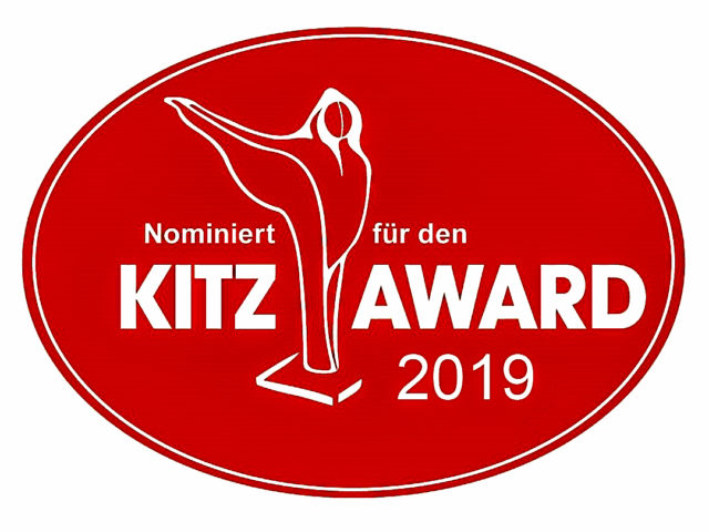 Nominierung Kitz Award 2019