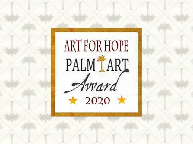 Art for Hope – Palm Art Award 2020