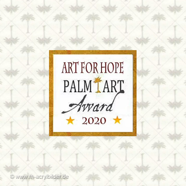 Art for Hope – Palm Art Award 2020